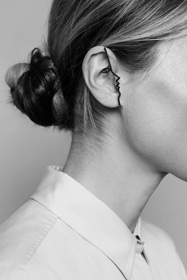 Dina Ear Cuff